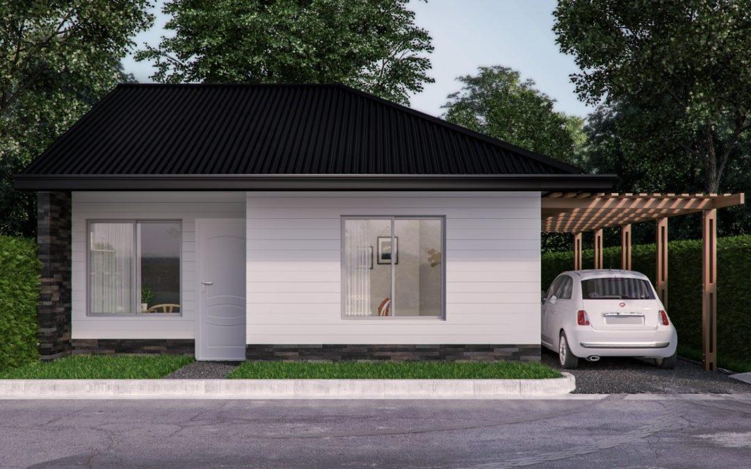 Diseño renderizado | Villa Elisa